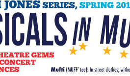 Musicals In Mufti- York Theatre