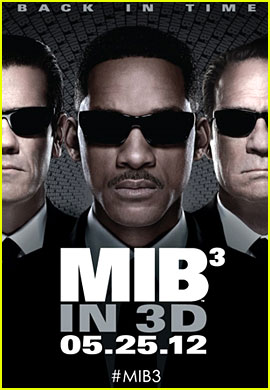 Men In Black 3.