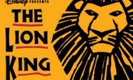 The Lion King Tour.