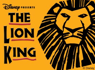 The Lion King Tour.