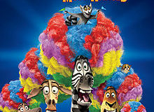 MADAGASCAR 3. Review.
