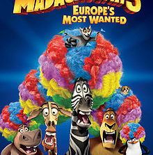 MADAGASCAR 3. Review.