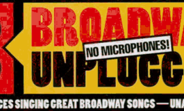 Video Flash: Broadway Unplugged.