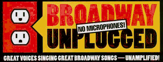 Video Flash: Broadway Unplugged.
