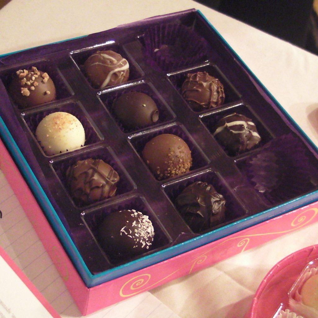 Prestat Chocolate: The New York Chocolate Show.