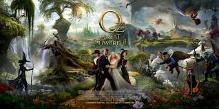 Oz The Great And Powerful. Opens March 8th!