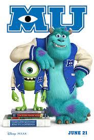 Monsters University AKA Monsters, Inc 2.