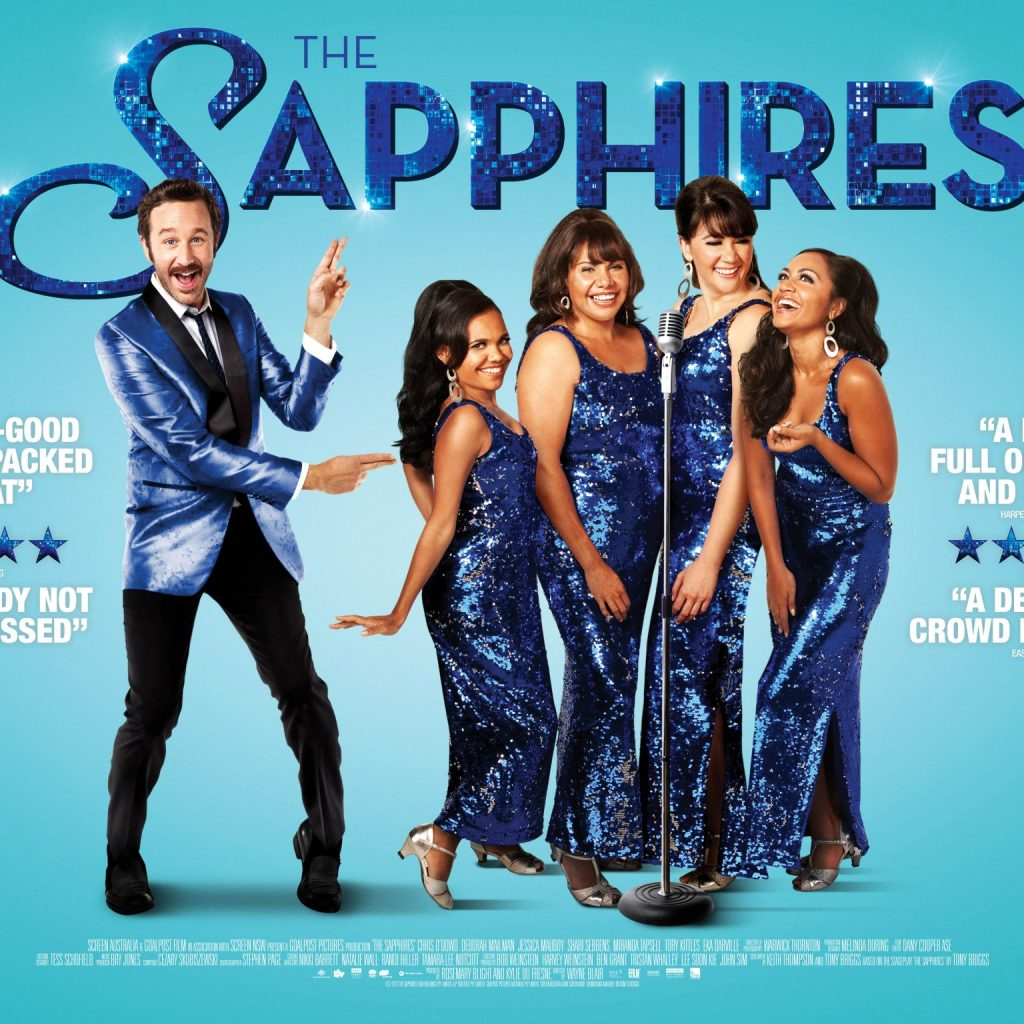 The Sapphires.