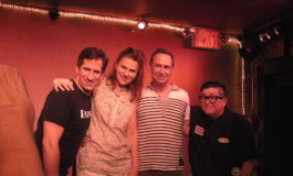 Sandra Bernhard Is Hysterical At Seth's Broadway Chatterbox!