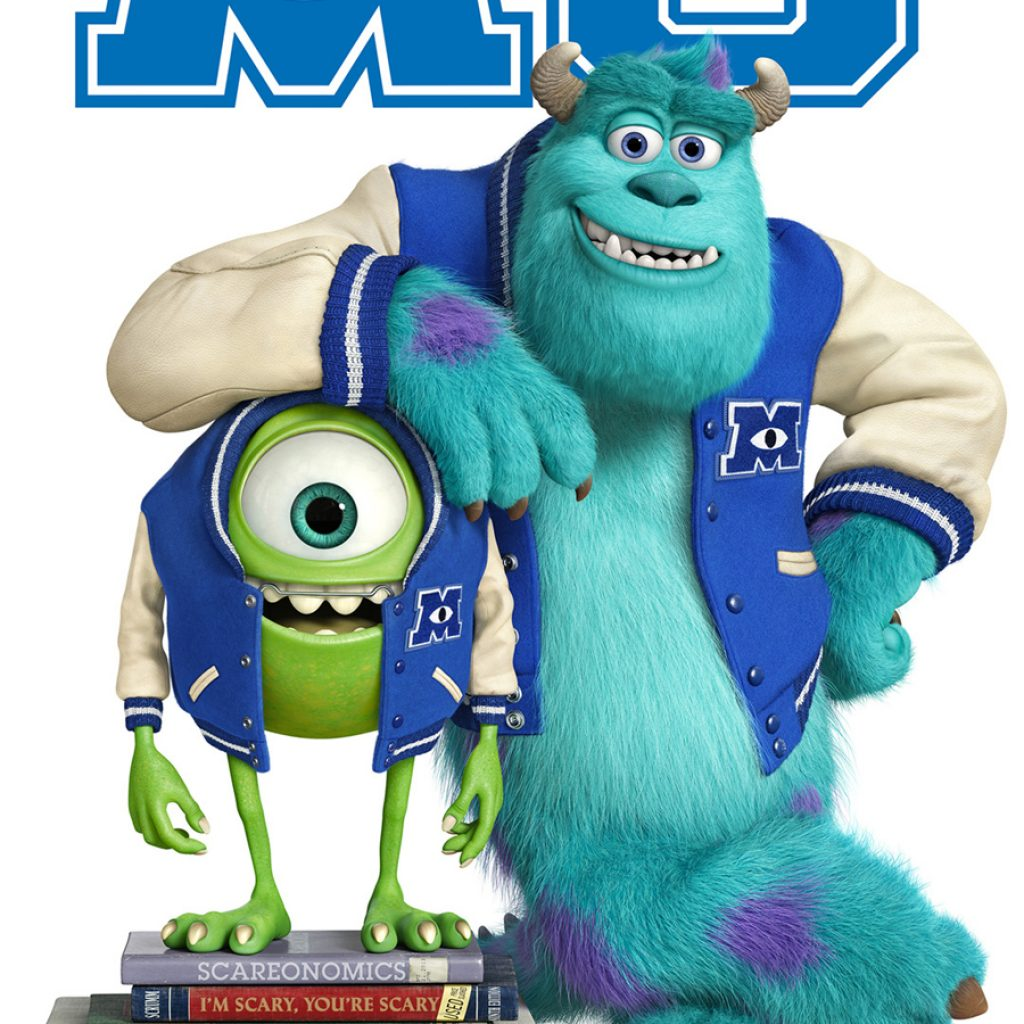 Monsters University!