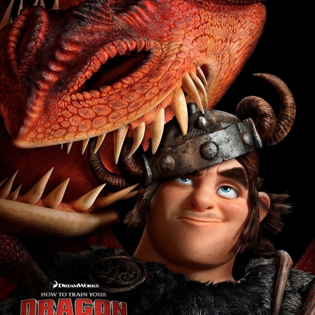 """ How To Train Your Dragon 2"""
