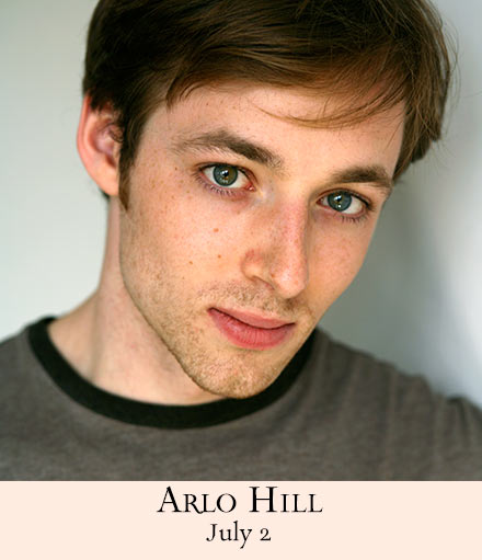 Interview With Arlo Hill.