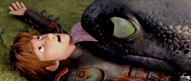 """ How To Train Your Dragon 2"" Review."