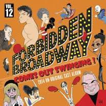 DRG records  a new CD for Forbidden Broadway.