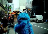 A Note To Visitors In NYC. Avoid Cookie Monster!