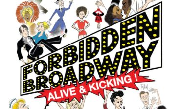 """Forbidden Broadway"""" Comes Out Swinging."""""""