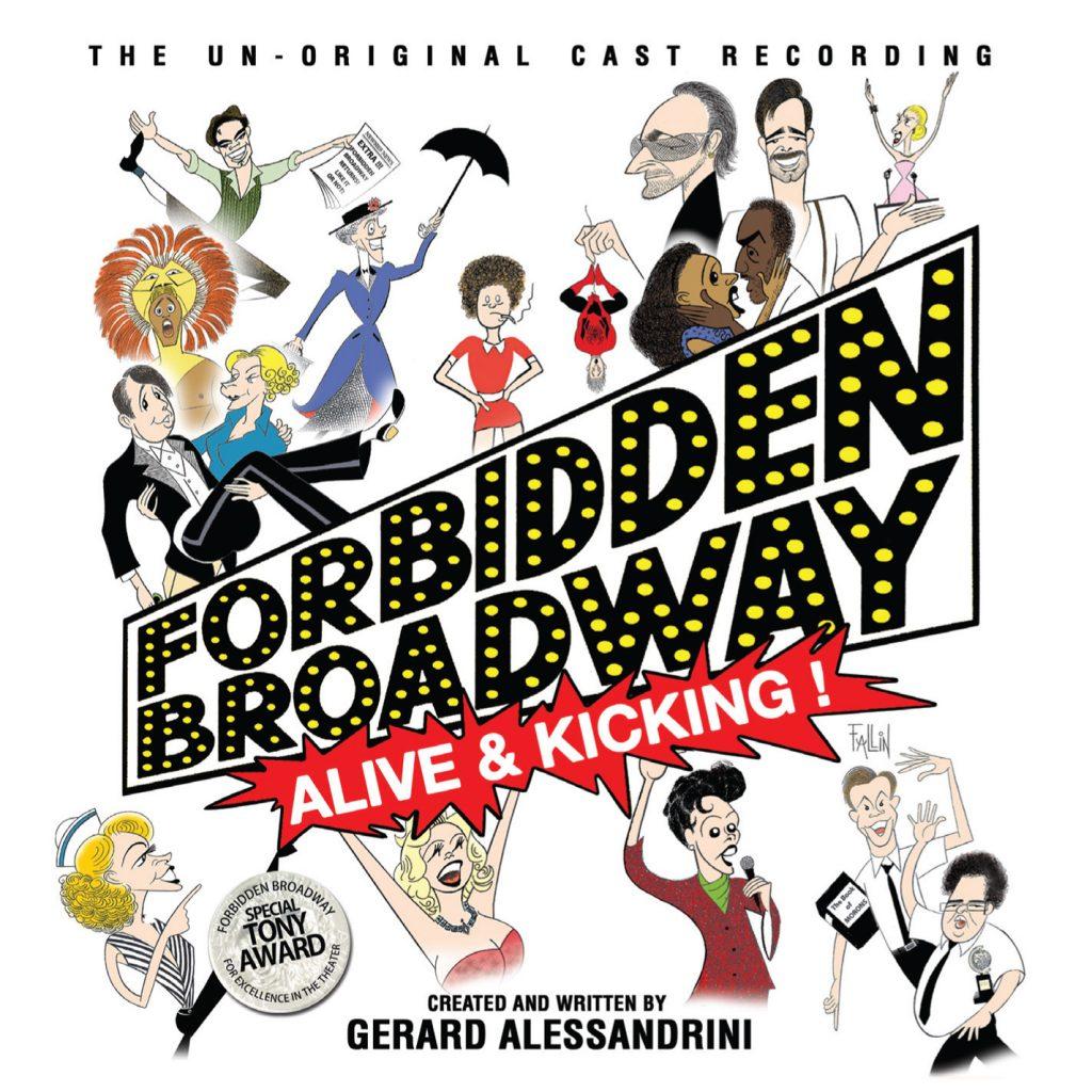 Forbidden Broadway CD