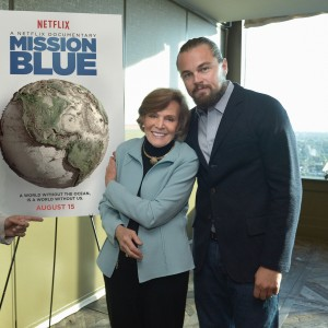 Film Talk: Interview with Dr Earle: Mission Blue.