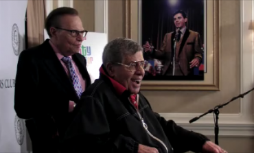 """Jerry Lewis: Meet and Greet! Breaking News: """"The Nutty Professor Heads"""" To Broadway!"""