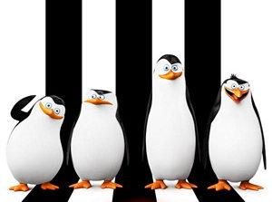 """ Penguins of Madagascar """