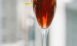 Davio's Oscar Inspired drinks.