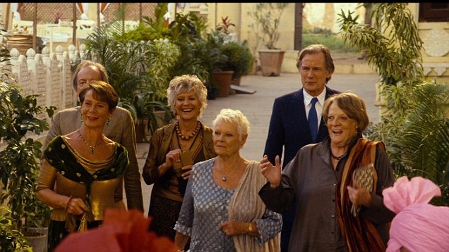 """The Second Best Marigold Hotel"""