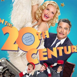 "Review Of  ""On The 20th Century"" At The American Airlines Theatre. 2"