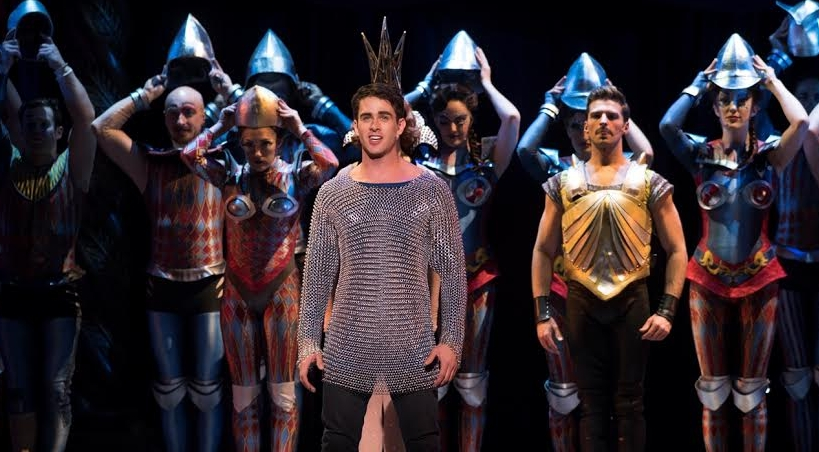 """""""PIPPIN"""" Tour( Easy, Baby...You're On The Right Track)"""