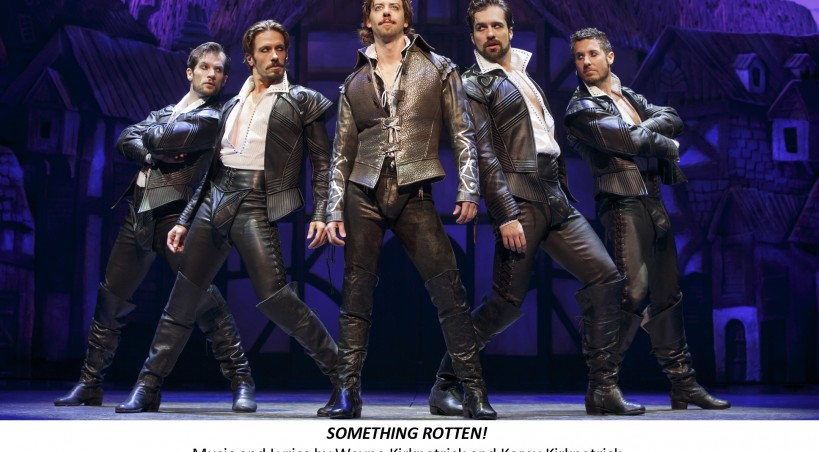 Review: Something Rotten.