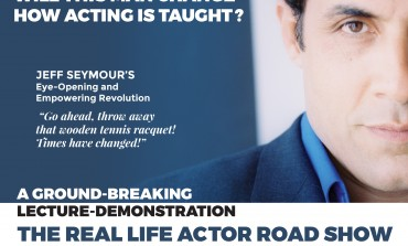 Interview with Acting Teacher: Jeff Seymour.