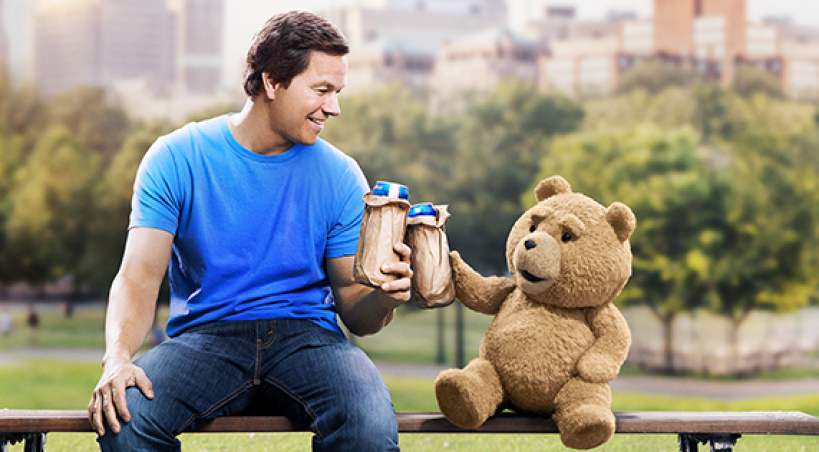 Ted 2:  A Dirty Bear With Heart, Soul and Winning Choreography.