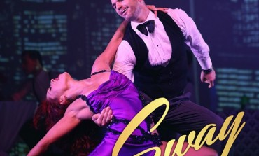 Interview With Tony Dovolani: Sway, Dancing With The Stars, Dance With Me Film.