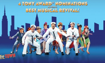 A Magical Moment At The Tonys!