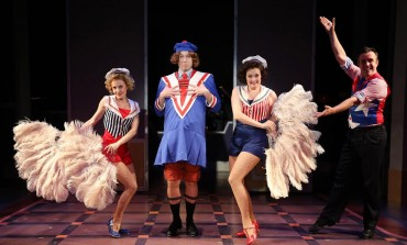 """Review: """" Cagney A New Musical About Hollywood's Tough Guy In Tap Shoes"""""""