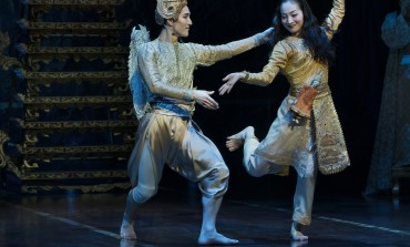 Interview with Fred Astaire Awards Nominee  Xiao Chaun Xie- The King And I.