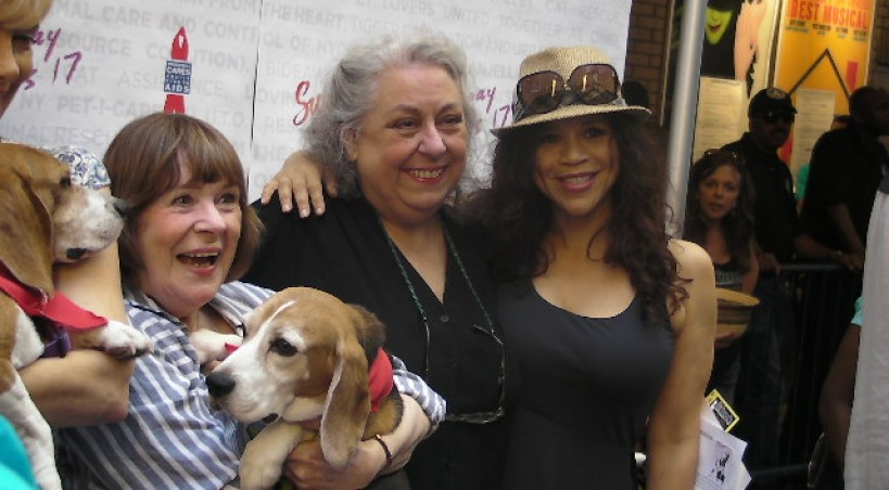 Broadway Barks: Ruthless, Mamma Mia, It Shoulda Been You and More!