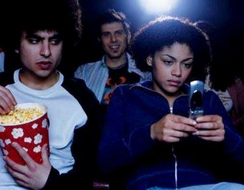 rude behavior in movie theaters essay