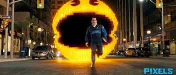 Pixels Trailer.
