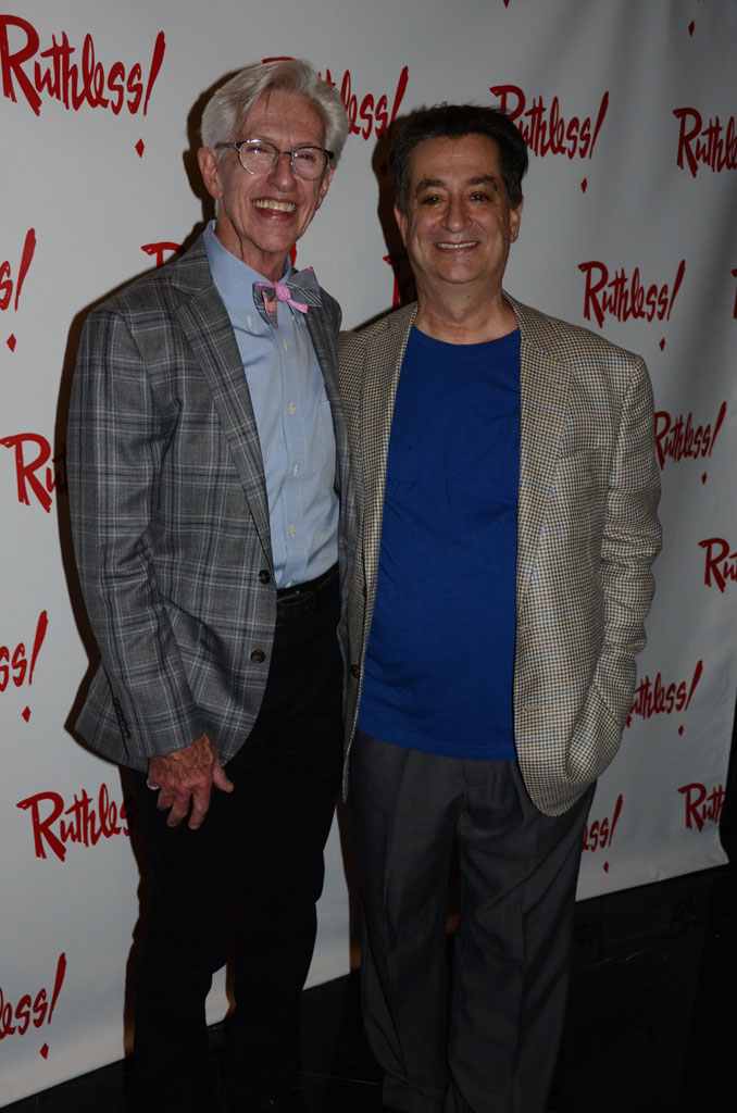 Marvin Laird & Joel Paley