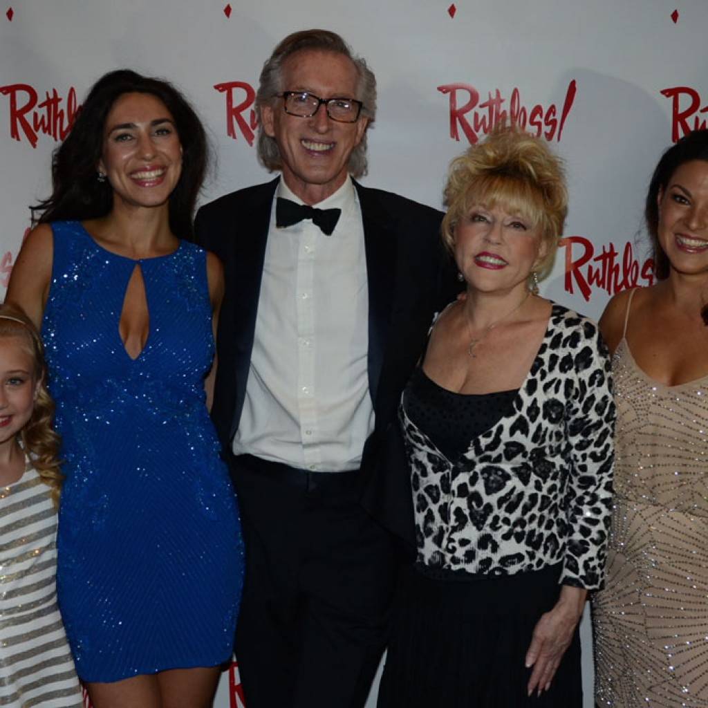 Tori Murray, Kim Maresca, Peter Land, Rita McKenzie & Trady Jai Edwards