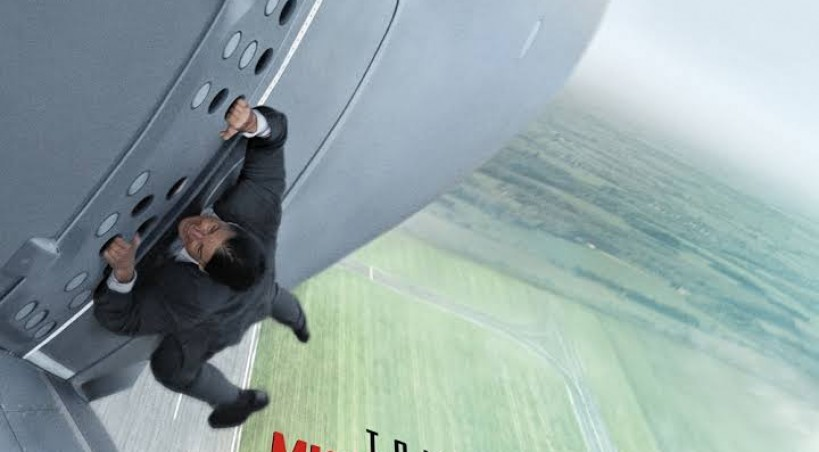 MISSION IMPOSSIBLE: ROGUE NATION.