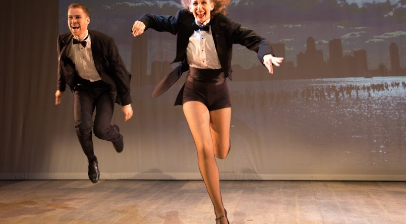 Photo Coverage of TAP CITY Forward At The Duke.