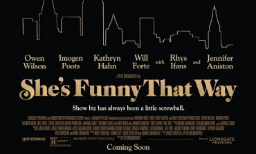 "Review: "" She's Funny That Way"" Lionsgate."