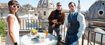 """Henry Cavill Goes From Man Of Steel To Sexy Spy: """"The Man From Uncle"""""""
