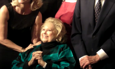 Barbara Cook Accepts Lifetime Achievement Award On Her 88TH Birthday.