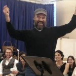 Danny Burstein and Kello O'Hara Perform In Spring Benefit!