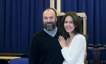 Meet Danny Burstein: FIDDLER ON THE ROOF Meet And Greet Part 1.