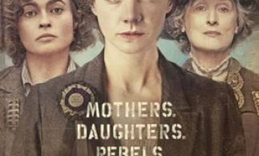 Suffragette Trailer and Review.