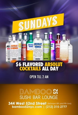 BAMBOO-52-SUNDAY
