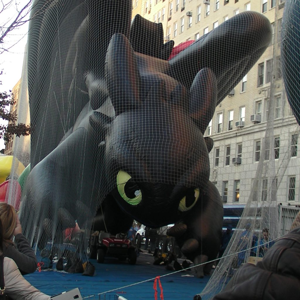 Toothless Photo by Corine Cohen